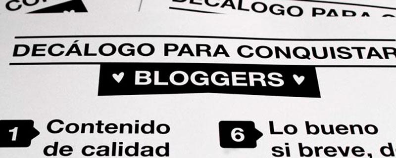 Ganadores sorteo láminas decálogo bloggers