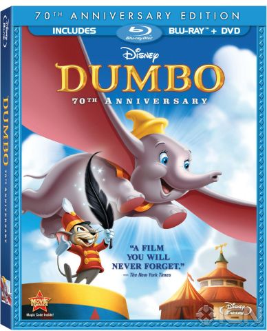 Great Recipes, Games, and a Scrapbook to Make as Disney Releases DUMBO on September 20th!