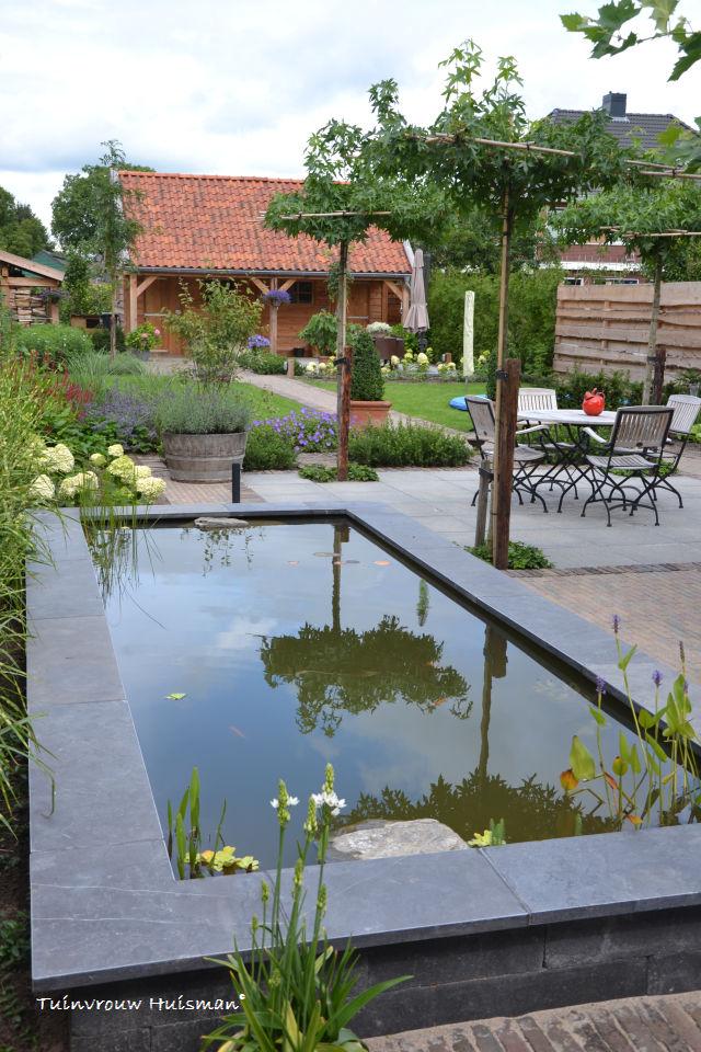 Tuindesign: Robuust romantische tuin