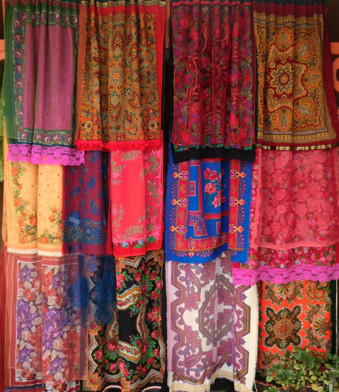 New Gypsy Curtains At My Etsy Shop .