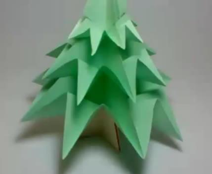 Arboles para navidad reciclados demain deco - Como hacer un arbol de navidad de carton ...