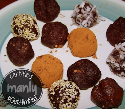 Chocolate Truffles from www.anyonia-nibbles.com