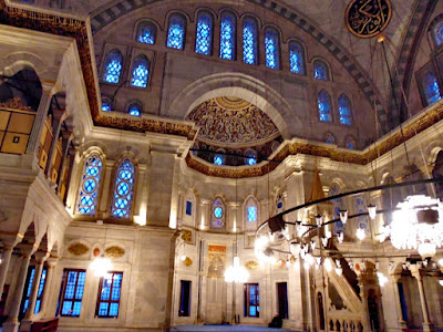 mezquita gran bazar nuruosmaniye estambul