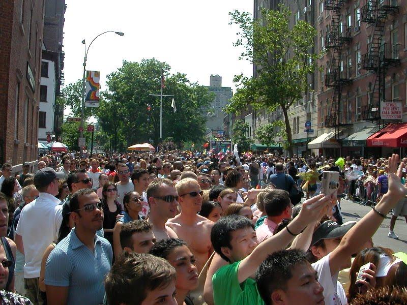 from Zander gay pride parade nyc 2008