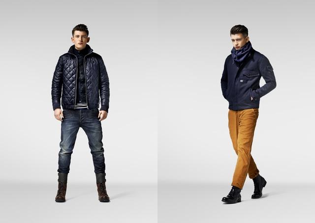 tellement lui new mode g star homme lookbook mode hiver 2013 2014. Black Bedroom Furniture Sets. Home Design Ideas