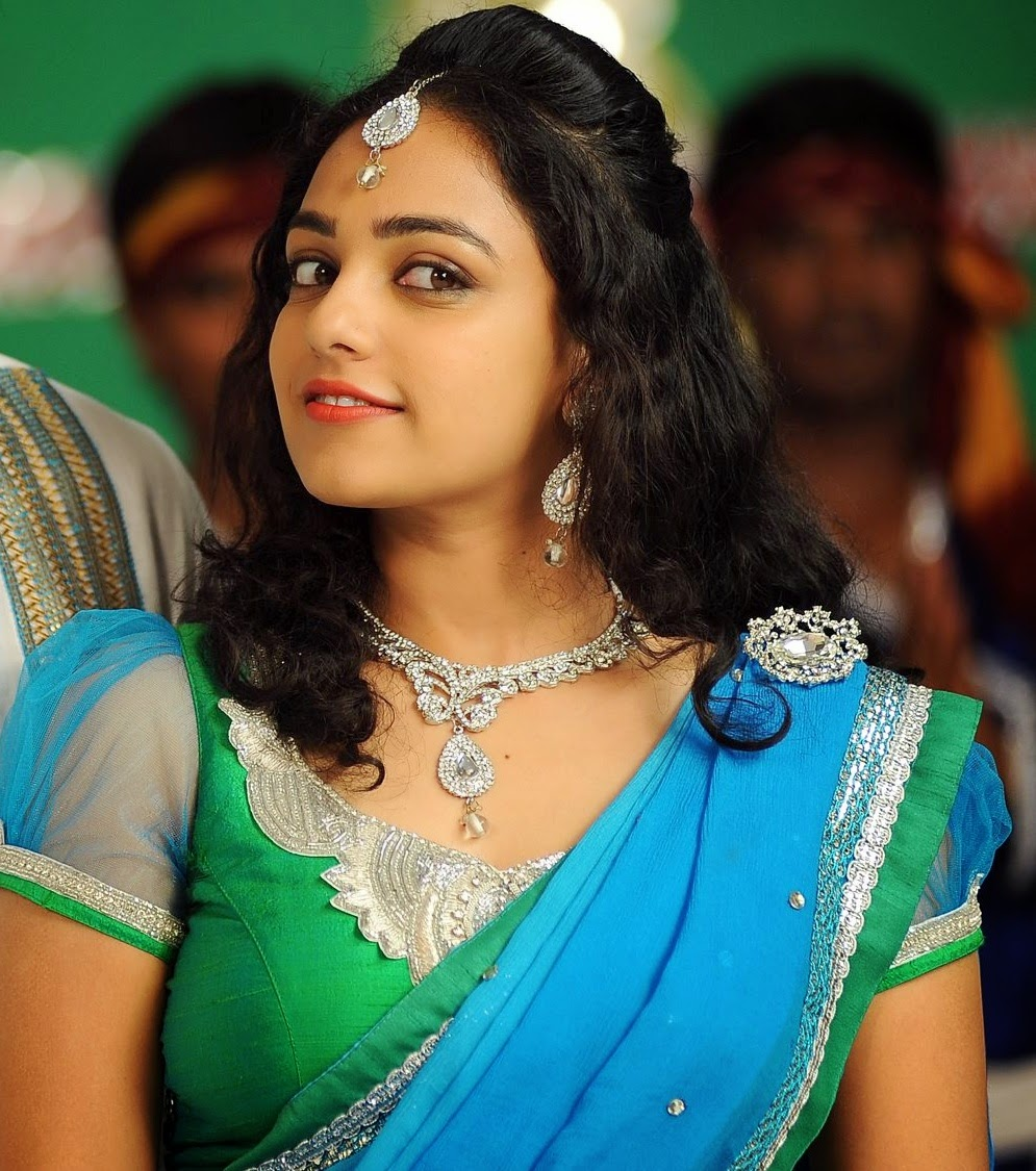 nithya menon in ok kanmani ~ actress world wide