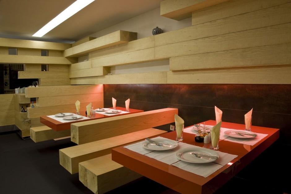 Best Restaurant Interior Design Ideas: Ator Restaurant, Tehran, Iran