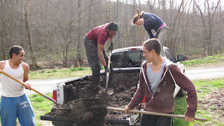 WWOOF usa tennessee