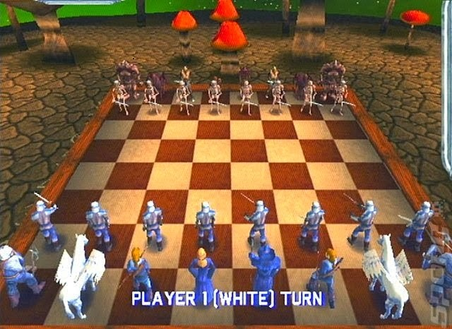 3D War Chess Game For Pc Free download