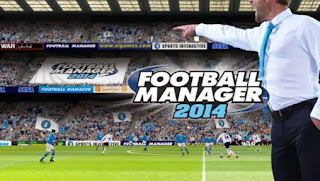 Football Manager Handheld 2014 v1.0 APK + DATA Android
