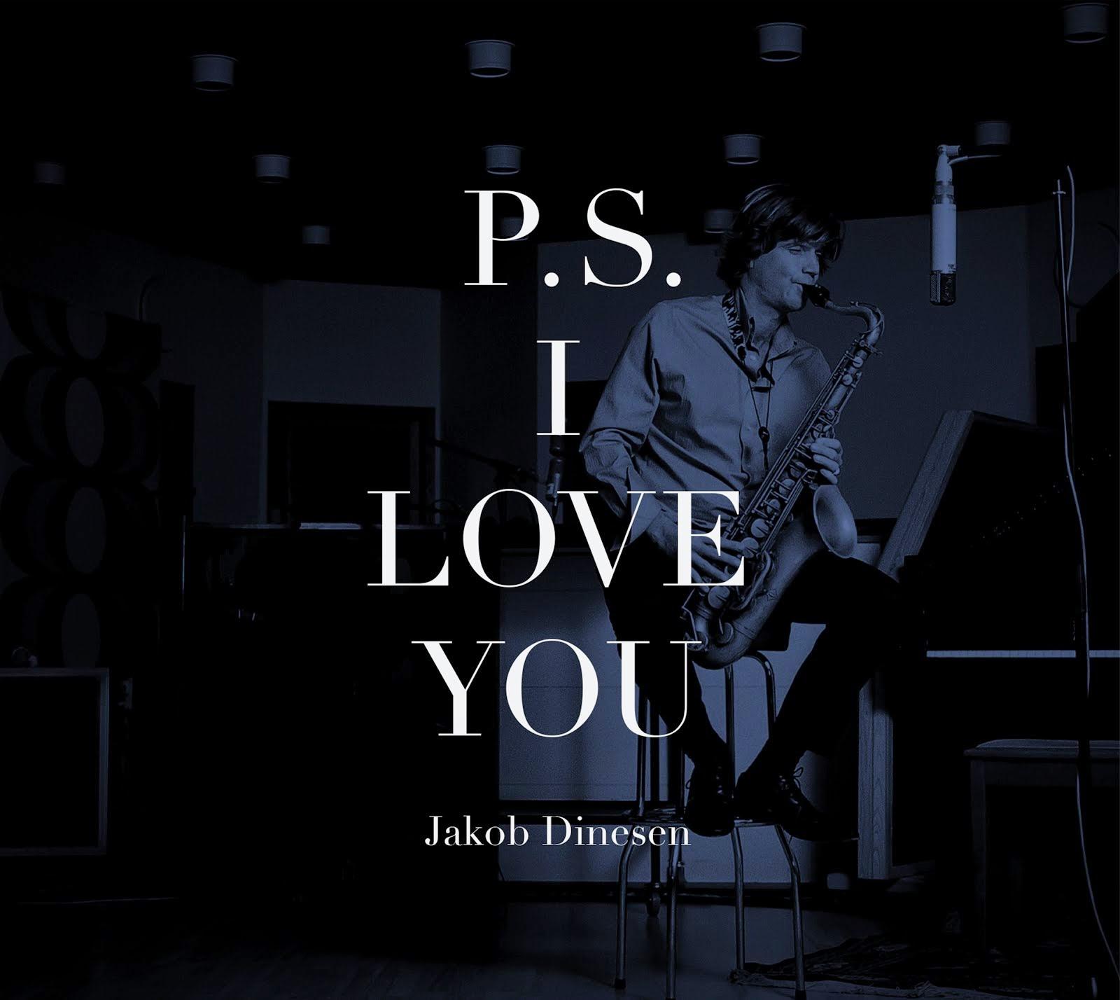 <br>ヤコブ・ディネセン『P.S. I Love You』