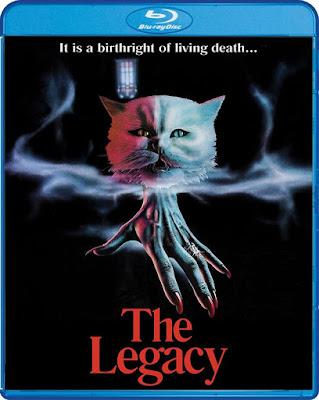 The Legacy Blu-ray