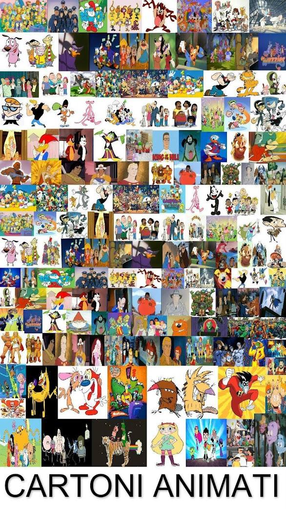 Tutti i cartoni animati trasmessi in italia elenco di
