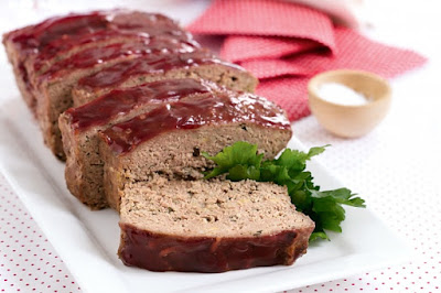 Cranberry turkey meatloaf Recipe