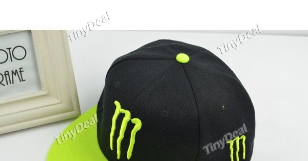 Todo Chollos   Chollo  Gorra Monster Energy 51c40d6698f