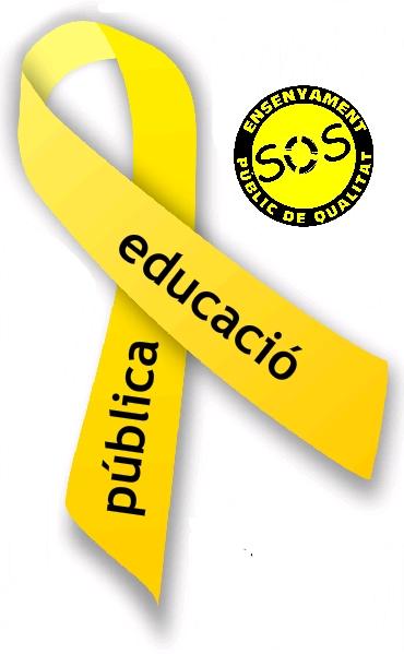 SOS x EDUCACIÓ PÚBLICA!!