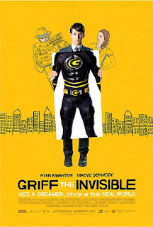 Ver Griff The Invisible (Griff the Invisible) - 2010 Online