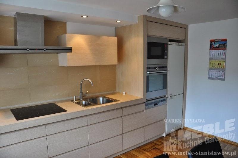 Eweliśka Jasna kuchnia w nowym mieszkaniu -> Kuchnia Jasna Czy Ciemna