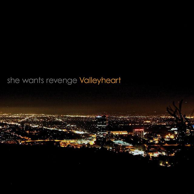 обзор She Wants Revenge - Valleyheart (2011)
