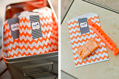 Halloween Printable Party Favors