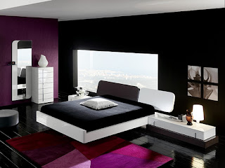 Modern Minimalist Bedroom, Decoration and Design