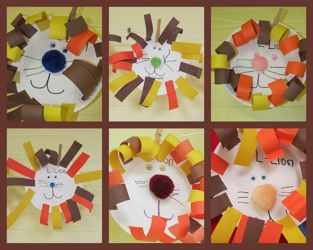 Zoo Animals Art Projects for Preschool