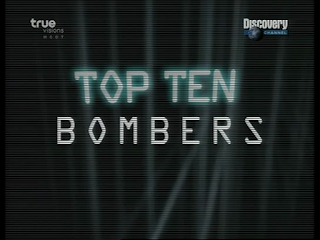 Discovery Channel – TOP TEN – SUPERWEAPON – BOMBERS [15-09-07]