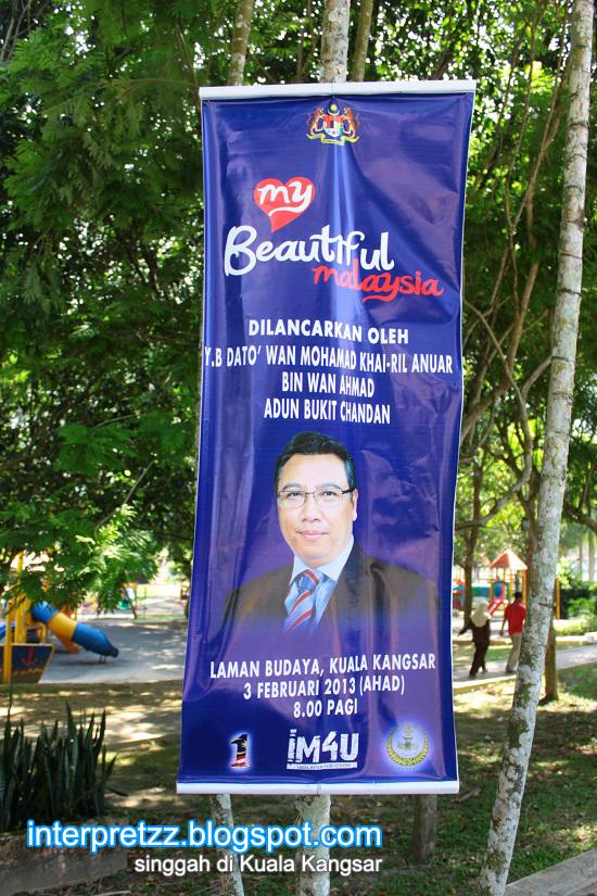 My Beautiful Malaysia, Kuala Kangsar