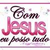 Obrigada Jesus!