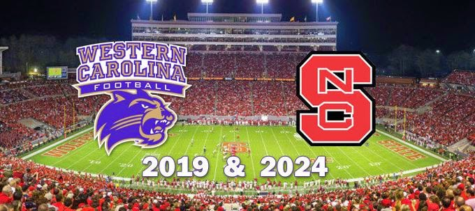 Cats play in Raleigh in 2019 & 2024