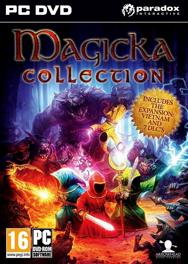 Magicka Collection - Full Version 1.2GB