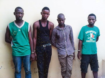eiye confraternity cult members arrested