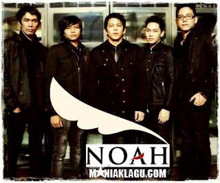 Download Lirik dan Lagu Noah Separuh Aku, Noah, Separuh Aku