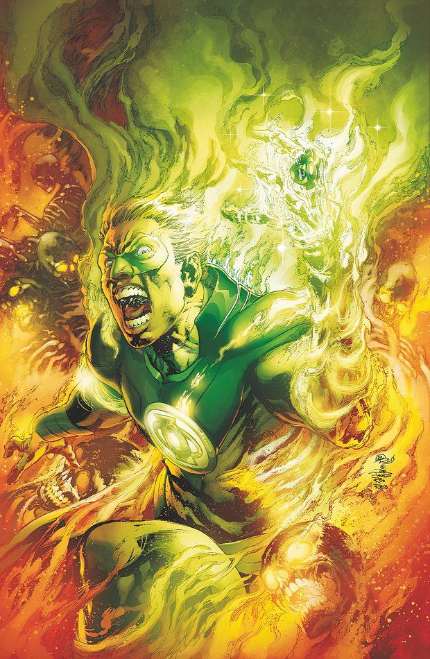 Looks like Alan Scott, the Original Green Lantern is DC Comics' latest Gay ...