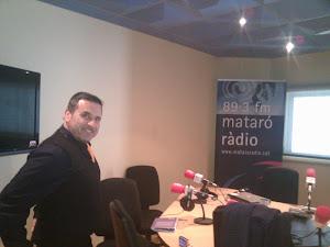 Recital en Mataró Radio.