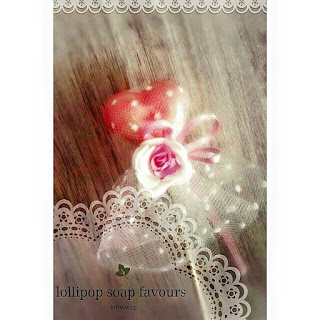 wedding favours, favour soaps, diva soap