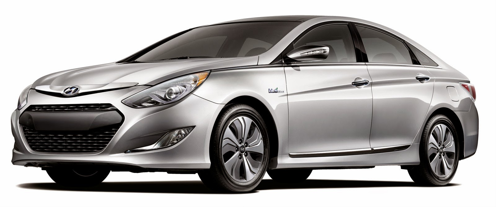 Drive in hybrid Hyundai Sonata is an eye-opener