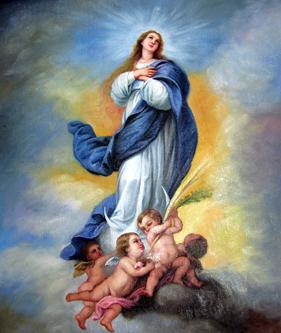 Resultado de imagen de La Inmaculada