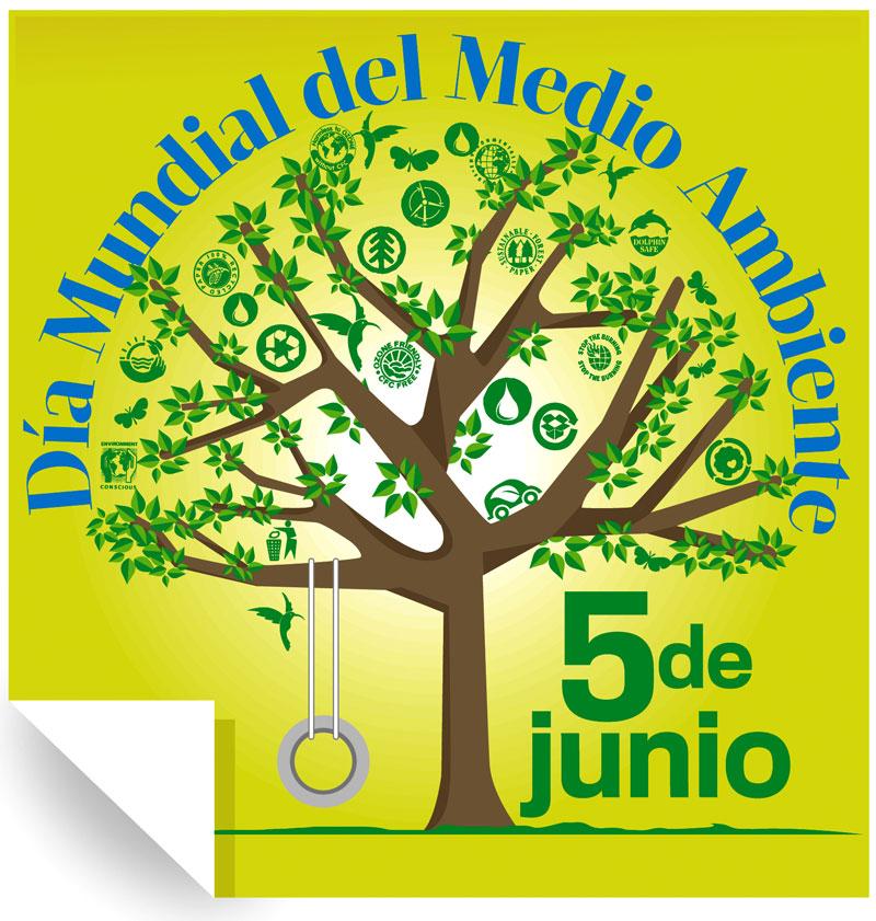 EDUCANDO CON TODA LA TRIBU: DÍA MUNDIAL DEL MEDIO AMBIENTE 2012