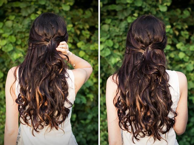 Bild: Extensions. Echthaar, Haartressen, Blogger, Beauty, Haarverlängerung, Ombre Hair, Fashionblogger, Hannover, Ombre Look