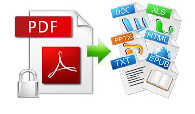 Convert PDF File to OpenOffice