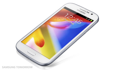 Samsung unveiled Samsung Galaxy Grand