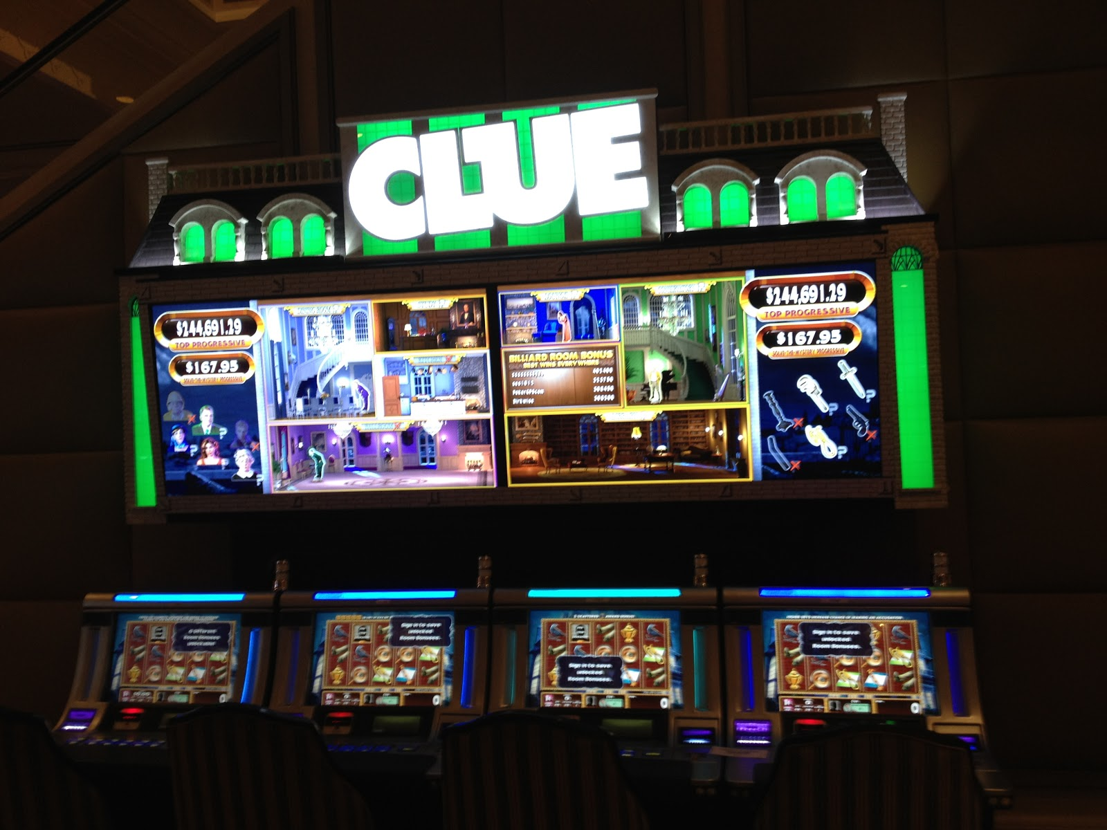 what is the best paying slot machine in san manuel casino