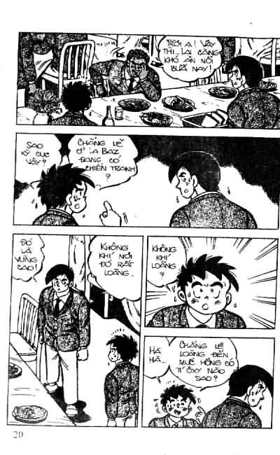 Jindodinho - Đường Dẫn Đến Khung Thành III Tập 26 page 20 Congtruyen24h