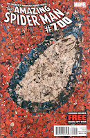 The Amazing Spider-Man #700 Cover