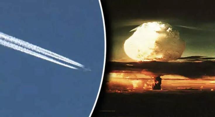 Πρόβα πολέμου; Στρατιωτικό αεροσκάφος που μπορεί να μεταφέρει πυρηνικά, εθεάθη να κάνεις κύκλους στις ΗΠΑ [Βίντεο]