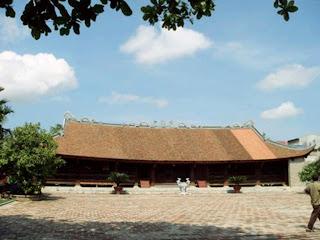 Casa Comunal Hang Kenh - Hai Phong (Vietnam)