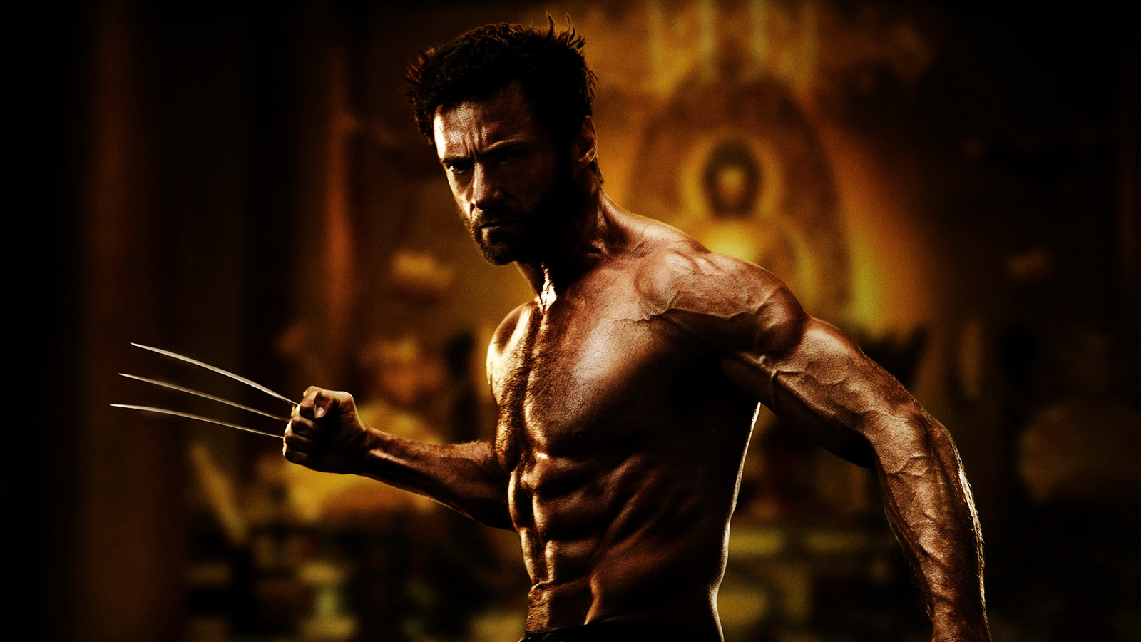 Hugh Jackman Wolverine Movie