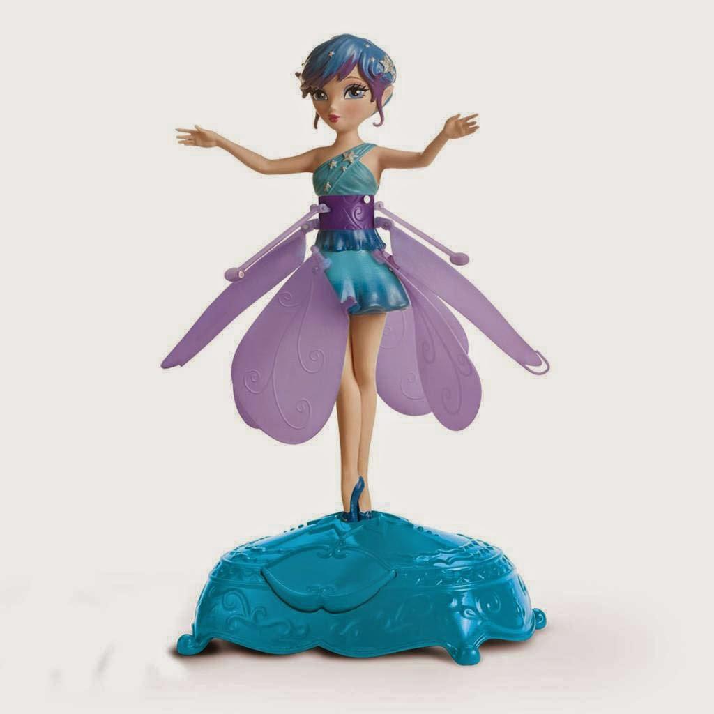 TOYS : JUGUETES - Flutterbye | Flying Fairy  Stardust | Polvo de Estrellas | Hada Voladora  Producto Oficial | Spin Master | A partir de 5 años
