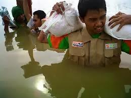 BMH Relawan Banjir
